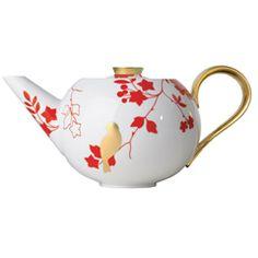 Emperor's garden teapot (via Design Sponge)