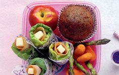 The kids will LOOOOOVE these fun, lunchbox finger foods (and did we mention they're super healthy too? Rabbit Food, Recipe Search, Finger Foods, Baking Recipes, Delicious Desserts, Back To School, Lunch Box, Easy Meals, Coconut
