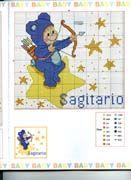 Schema punto croce Baby Oroscopo 10  ci sono 148 pagine di schemi a tema Bambini.