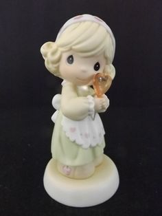"""PRECIOUS MOMENTS """"YOU HAVE THE SWEETEST HEART"""" - #689548 - NIB"""