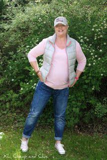 XL Cheap & Chic: Vaaleanpunaiset tennarit ja lauantailinkki - Pink ...
