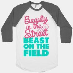 For @Erin B Duncan Oelzen Beauty in the Street Beast on The Field