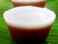 Resep Kue Talam Tepung Beras Gula Merah Manis Enak