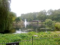 St James's Park in London, Greater London