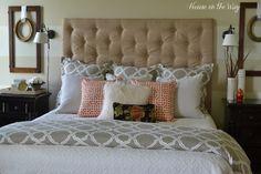 DIY Master Bedroom T