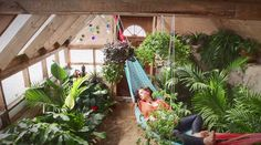 Greenhouse of the Future offers step-by-step guides to living off-grid and in harmony with nature