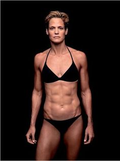 Dara Torres. Age 44. In fitness, age is just a number.