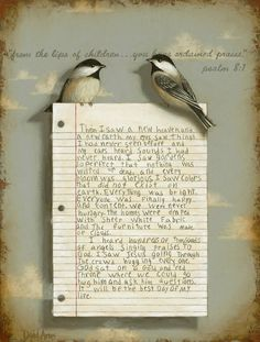 a day in the life of a bird essay