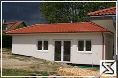 EngGraph Modulhaus Mobilhaus als Eigenheim