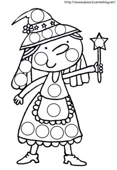 witch coloring page Witch Theme Party, Halloween Rocks, Pretty Halloween, Halloween Patterns, Halloween Party Decor, Holidays Halloween, Halloween Themes, Halloween Crafts, Witch Coloring Pages