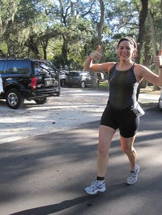 So You Want To Try a Tri? | Losing Weight in the City