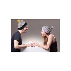 Womens knit Hat, knit hat, Merino Wool Hat, Fairisle Beanie, Fairisle Hat, travel gift, Women knit Beanie, pompom hat, pompom beanie, colorful beanie.