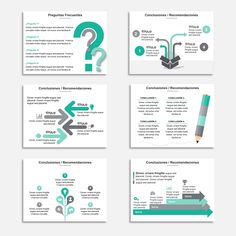 Plantilla Power Point para hacer presentaciones efectivas. #presentacionesprofesionales #presentaciones #powerpoint #ppt #tosca #verde #template #diseno #design