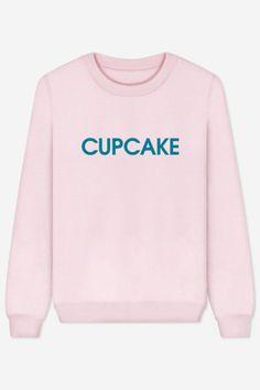 Cupcake - bestickt