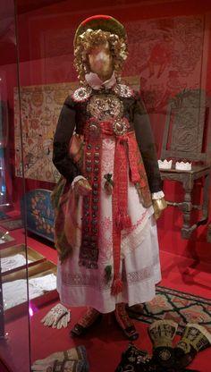 Folk Costume, Costumes, Norse Clothing, Swedish Fashion, Viking Age, Historical Costume, Scandinavian, Harajuku, Lund