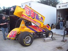 Jac Haudenschild  A schedule will be constructed soon, but races already cemented on the calendar include the Brad Doty Classic at Limaland (July 11), the Kings Royal at Eldora Speedway (July 13 & 14), and the Knoxville Nationals (Aug 8-11).