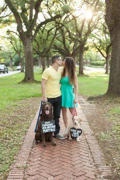 © 2014 George Street Photo & Video, LLC #DobbinsEngagementPhotos #FutureMrsDobbins #MooseDobbins #RileyDobbins #OurHumansAreGettingMarried #SaveTheDate #25April2015 #GeorgeStreetPhotography