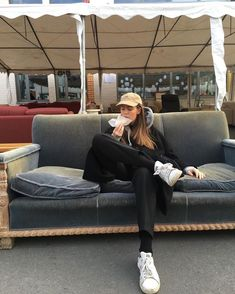 casual date ideas Mode Outfits, Fashion Outfits, Womens Fashion, Noora Style, Look Fashion, Winter Fashion, Mode Kylie Jenner, Winter Fits, Mode Streetwear