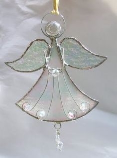 stained glass angel | stained+glass+angel+for+communion+or+confirmation+gift.JPG