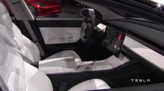 What Secret Is Elon Musk Keeping About The Interior Of The Tesla Model 3?