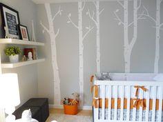 Dekorowanie ściany w pokoju dziecka w pięciu krokach ~ Puszczykowo - dzieciakowo