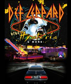 Def Leppard- Viva Hysteria & More!   I am going to the meet & greet!   Good God, I'm really doing it!!  Bucket list checked off!