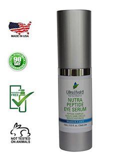 BEST Peptide Eye Serum-Anti-Aging Eye Treatment-Diminish Dark Circles http://www.amazon.com/Peptide-Eye-Serum-Ultra-Hydr8/dp/B00P6YXIXG
