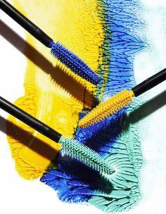Choc des couleurs : les nouveaux mascaras Chanel