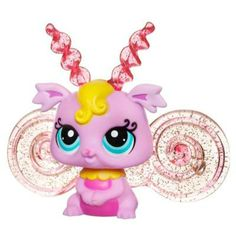 LITTLEST PET SHOP Fairies SWEET POP FAIRY Pet