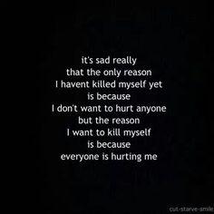 Hurting a sociopath