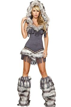 3wishes.com - Native American Hottie Halloween Costume, $105.95 (https://www.3wishes.com/sexy-costumes/cowgirl-indian-costumes/native-american-hottie-halloween-costume/)