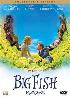 ビッグ・フィッシュ コレクターズ・エディション [DVD] Used Item http://www.amazon.co.jp/dp/B0001GY9Q4/ref=cm_sw_r_pi_dp_PCLNwb0JNGWY3