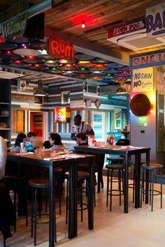 The Rum Kitchen, London, 2013