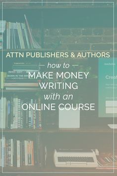 One of the most profitable ways to monetize your already existing content is with an online course.
