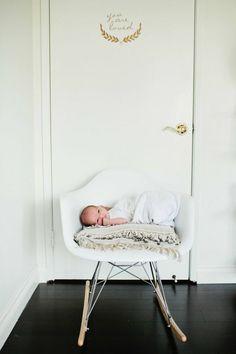 Little Gem: Jacquelyn Bettencourt's Nursery   theglitterguide.com