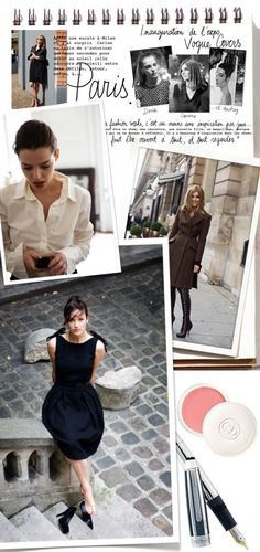 """***Romantic Classics are the one type who can stock up on """"classic french parisienne"""" lbds."""
