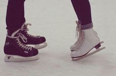 My soulmate has to love skating like I do. I need to find the Viktor to my Yuri. Except straight.