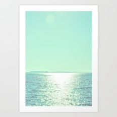 Summer Shine Art Print