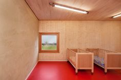 Gallery - Kinderkrippe Pollenfeld / KÜHNLEIN Architektur - 4