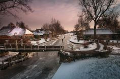 Dwarsgracht - The Netherlands