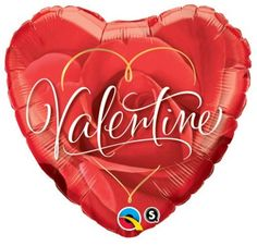 Valentines romantic rose foil balloon http://www.wfdenny.co.uk/p/valentines-romantic-rose-foil-balloon/6238/