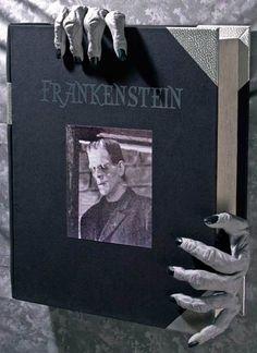 Frankenstein Wall Art.