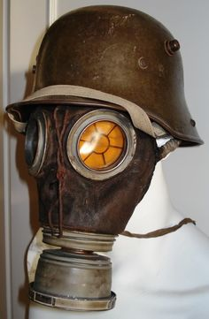 German Respiratory Mask