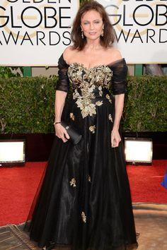 Jacqueline Bisset-Globos de Oro 2014