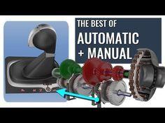 Manual transmission(working) - YouTube