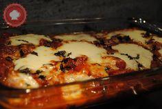 Escalopes de veau parmigiana - The Best Authentic Mexican Recipes Gourmet Recipes, Crockpot Recipes, Snack Recipes, La Trattoria, Veal Cutlet, Best Italian Recipes, Pasta, Food Videos, Coco