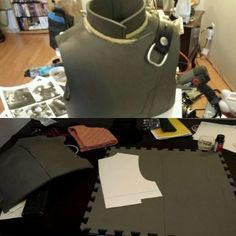 blog hiccup costume tutorial - Google Search                                                                                                                                                      More