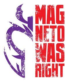 Magneto Was Right by ClarkeHall.deviantart.com on @DeviantArt