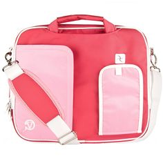 Pink Pindar Messenger Bag for Archos ArcBook 10.1 inch Laptop >>> You can get more details by clicking on the image.