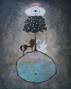 The Alchemy Tree by Rebecca Rebouche
